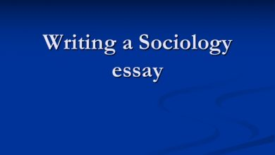 Photo of How to Write a Sociology Essay Conclusion