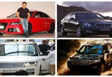 Photo of Salman Khan Luxury Car Collection