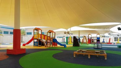 Photo of Developmental Benefits of Play Area Equipment