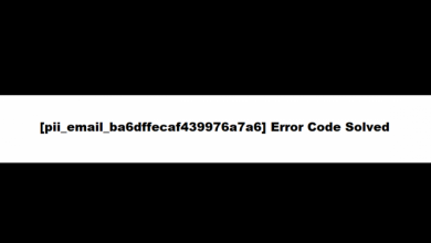 Photo of Error Code [pii_email_ba6dffecaf439976a7a6] Solved