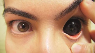 Photo of Everything About Black Contact Lenses