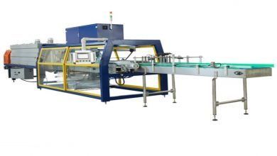Photo of The best shrink wrapping machine factory
