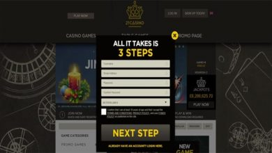 Photo of Registration and Login for casino site
