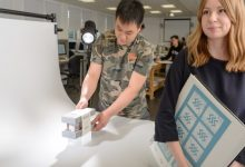 Photo of Graphic Design College Glasgow